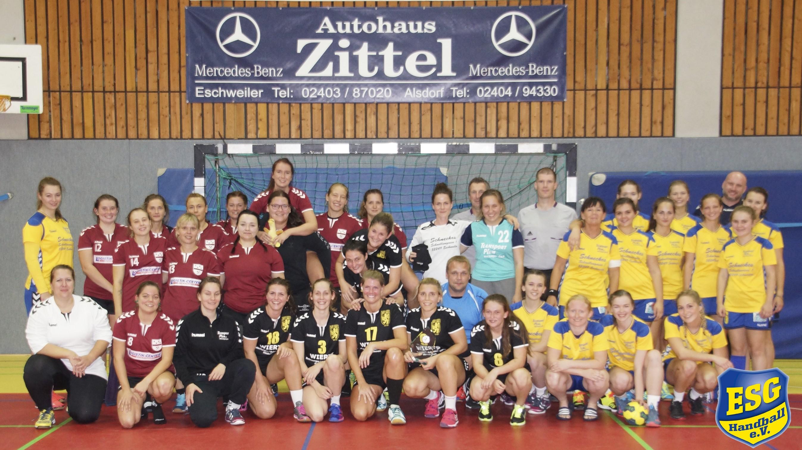 ESG Handball-Cup 2018