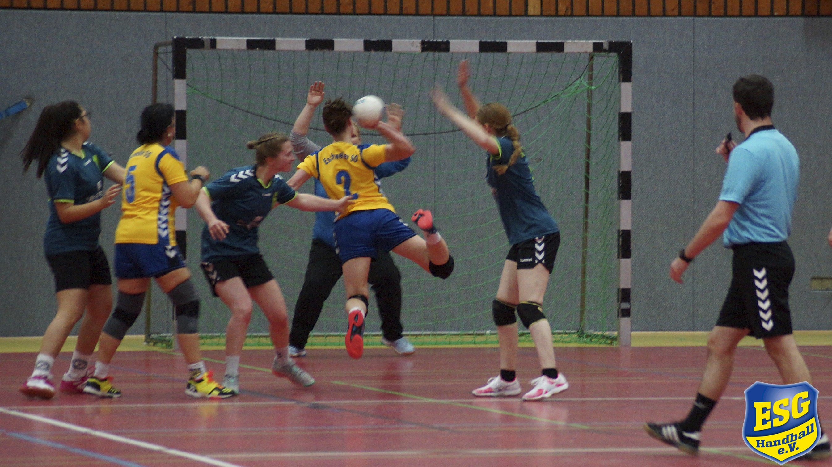 ESG Handball-Cup 2019