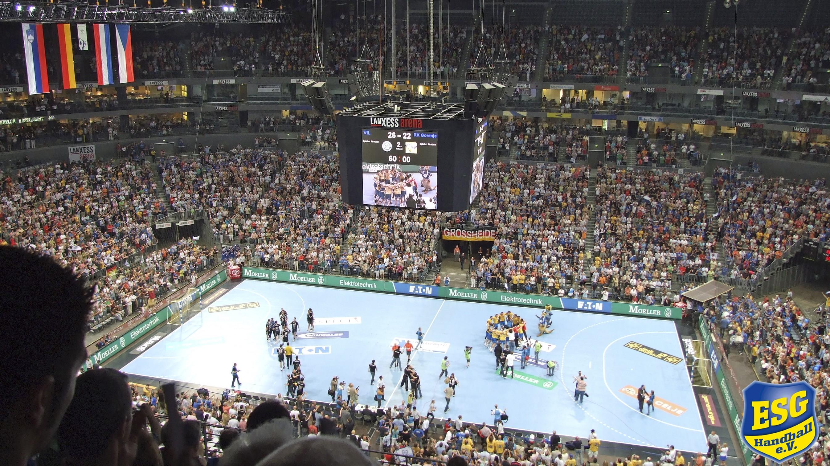 EHF Endspiel 01.06.2009